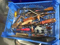 USED HAND TOOLS £5 FOR ALL