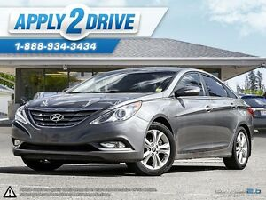 2011 Hyundai Sonata Limited Loaded Leather Sunroof and More!!