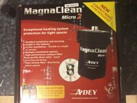 Magnaclean with chemical.