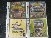 Nintendo Ds Games including Warioware and more
