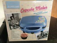 Brand new Lakeland cupcake maker