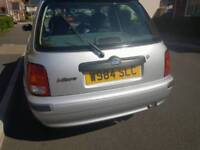 NISSAN MICRA ,58K,1 OWNER FROM NEW ,12MOMTHS MOT ,1.0 ,CHEAP ON TAX £575 ONO