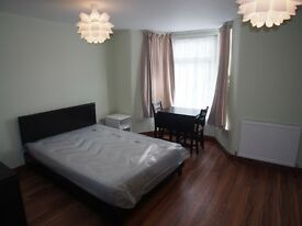 A newly refurbished first floor Self contained studio flat - ALL BILLS INCLUDED