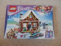 lego friends-snow lodge