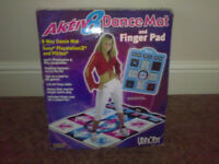 PS/PS2 Dance Mat Dance Mat with Dance UK game for PS or PS2