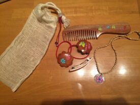 Hair gift set