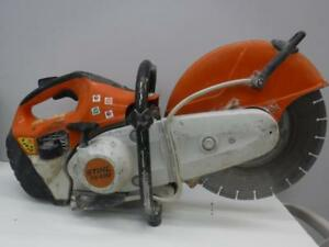 STIHL TS420 Concrete Saw - We Buy and Sell Pre-Owned Power Tools at Cash Pawn - 116527 - SR917405