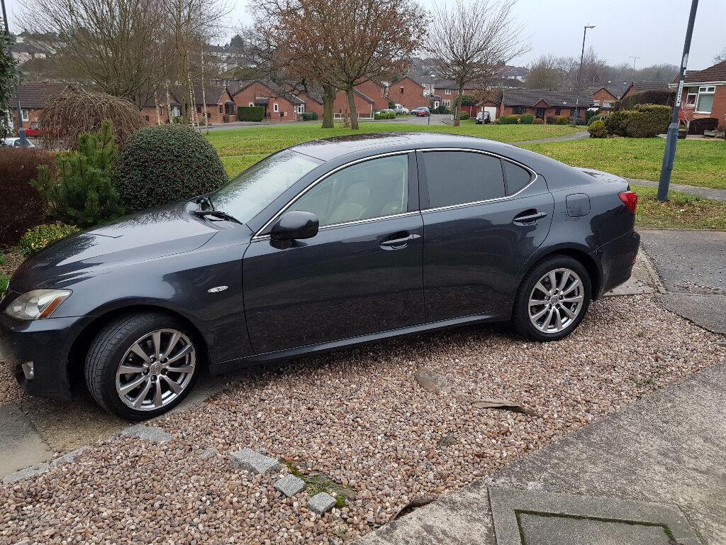 Lexus IS 220d SE-L high specs keyless entry | in Oakwood, Derbyshire |  Gumtree