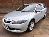 2006 MAZDA 6 / ALLOYS / ELECTRIC WINDOWS / CD / GREAT LOAD CARRIER / DEC MOT .