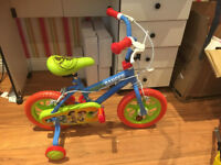 "Brand New Toy Story 12"" Bike, Ages 3-5yrs"