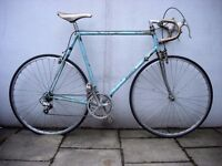 Vintage Road/ Racing/ Commuter Bike By Dawes, Reynolds 531, Turquoise, JUST SERVICED/CHEAP PRICE!!!!