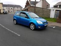 2003 ford fiesta in excellent condition