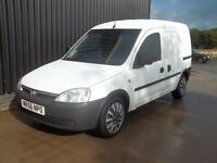 2006 (56) Vauxhall Combo 1.3 CDTi 2000 3dr 16v Side Loading Door Free MOT For Life* May Px