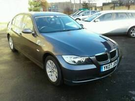 2007-Bmw 320D 4 door salon with full service history