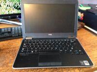 Dell Latitude E7240 Intel Core i5 Ghz 4th gen Now with 8gb Memory 256gb MSATA Hard Drive