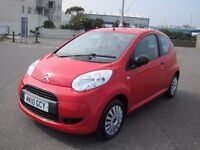 2010 CITROEN C1 ONLY 25,000 MILES STUNNING CAR