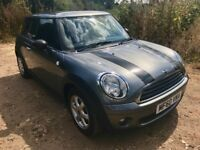 Mini One 1.6 Graphite Edition 2010(60) - 1 Lady Owner, 12 Months MOT