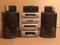 Technics 5-disc Hi-Fi
