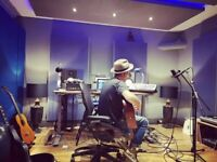 Top 10 UK Music Producer with Studio available