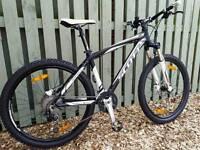 Scott Aspect 20 hardtrail mountain bike 2013