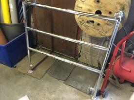 Myson old style heated towel rail