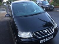 QUICK SALE VW Sharan 1.9 Automatic