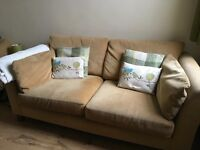 *FREE* 2-seater sofa and armchair, good condition