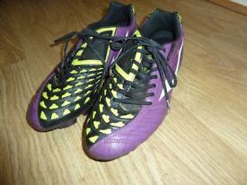 MIZUNO Junior Football boots