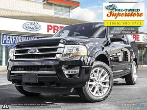 2016 Ford Expedition Limited***Cap Unit/Short/4WD/NAV***