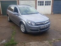 Vauxhall Astra estate with half year MOT!!!!