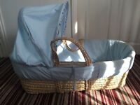 Boots Moses basket