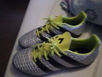 Adidas astra turf trainers size 9
