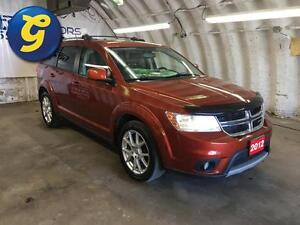 2012 Dodge Journey CREW*hi-res 8.4-inch touchscreen******PAY $64
