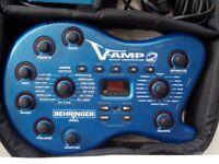 Behringer V-AMP2 Guitar effects unit