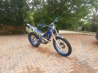 Sherco st 300 trials bike