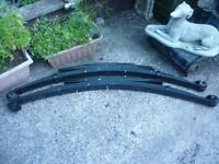 Ford Iveco Back Springs