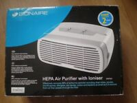 HEPA AIR PURIFIER-AIR CLEANER- WITH IONISER