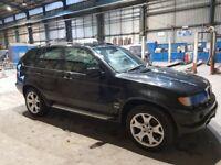 BMW, X5, Estate, 2003, Semi-Auto, 2926 (cc), 5 doors