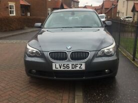BMW 525d auto with nav and full service history