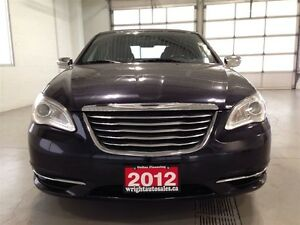 2012 Chrysler 200 LIMITED| LEATHER| NAVIGATION| SUNROOF| 83,948K Kitchener / Waterloo Kitchener Area image 8