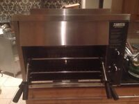 Salamander Grill Gas,Zanussi Jet Grill,Excellent Condition,Natural Gas,2 Available Bargain
