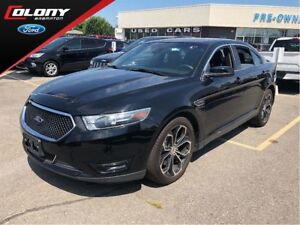 2018 Ford Taurus SHO | FORD DEMO | Leather | Navi | Moonroof