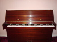 Piano in Rosewood - HALF PRICE!