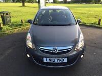 2012 Vauxhall Corsa 1.4 Petrol SE 35000 Miles Drives Like New Long MOT Excellent Condition Clean