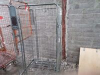 Warehouse trolleys 2 available at 70 pounds each