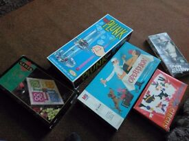 Selection of 60,s 70,s board games,blast from the past! ;-)