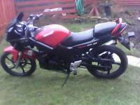 Motorcycle's for sale