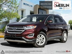 2016 Ford Edge SEL CERTIFIED PRE OWNED
