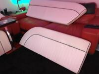 Sealine s28 deck cushions