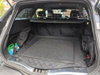Mondeo Estate boot liner and quilted dog guard